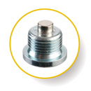 MAGNETIC SCREW PLUG
