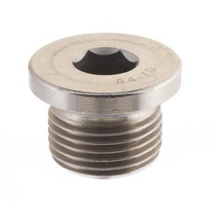 41c Hexagon Socket Screw Plugs Din908 Made Of Stainless